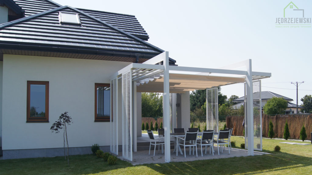 Pergola tarasowa DECOR
