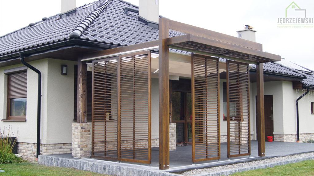 Pergola tarasowa GATE